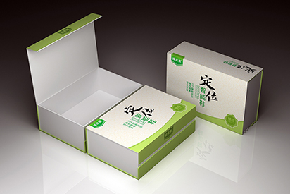 儿童智能定位鞋包装盒
